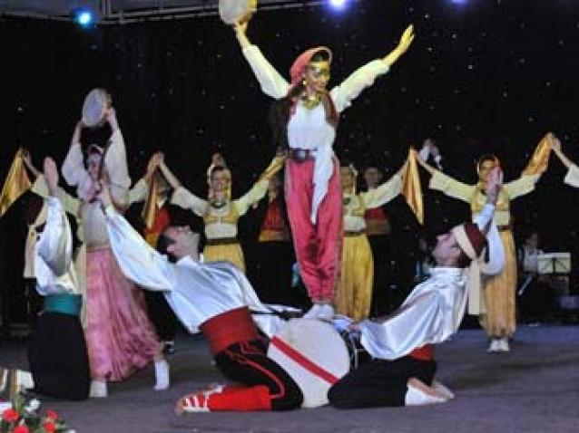 Tufag'da Festival İçin Geri Sayım Başladı