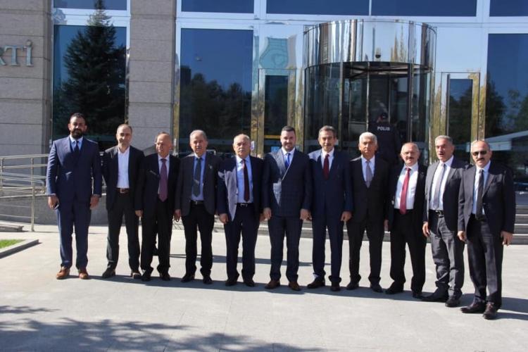 Tüm İl Başkanları Ankara'da Toplandı