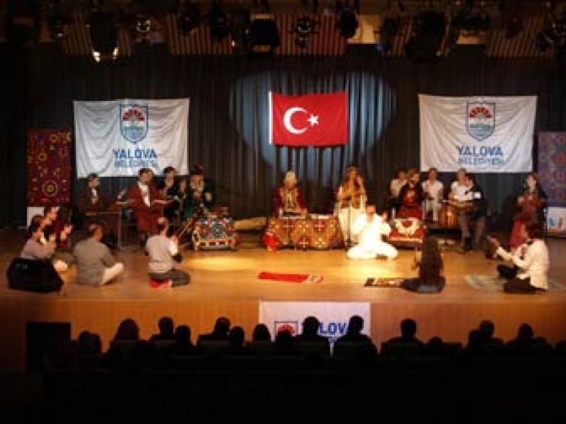TÜMATA, Türk Musıkinin Şifasını Sergiledi