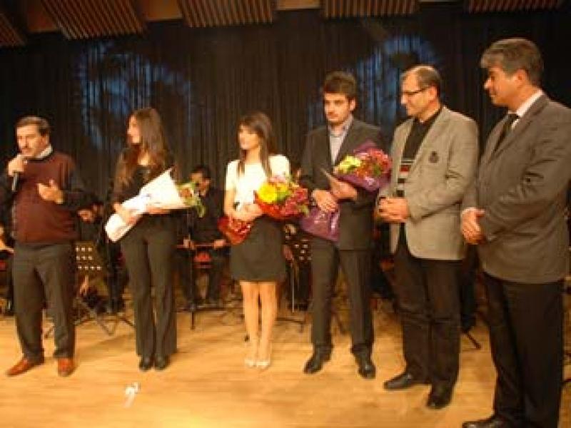 Türk Halk Müziği Ses Yarışması Heyecan Dolu Geçti
