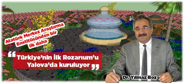 Türkiye'de İlk Olacak