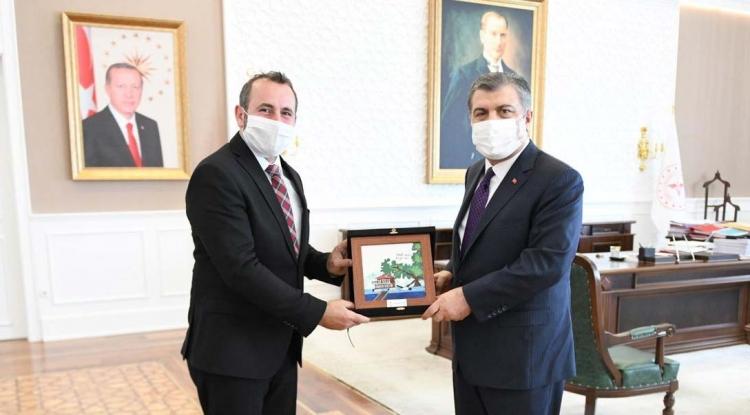 Başkan Vekili Tutuk'tan Ankara Çıkarması