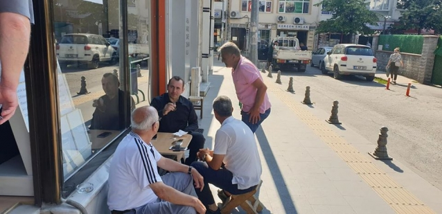 Tutuk'tan Esnafa Sabah Ziyaretleri