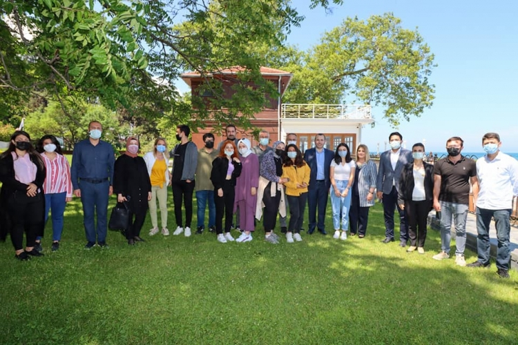Tutuk'tan Öğrencilere Sınav Öncesi Moral