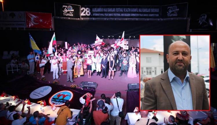 Uluslararası Festivale 7 Ülke Katılacak