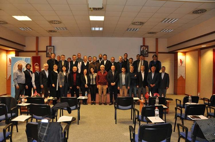 Uluslararasılaşma Çalıştayı Düzenlendi