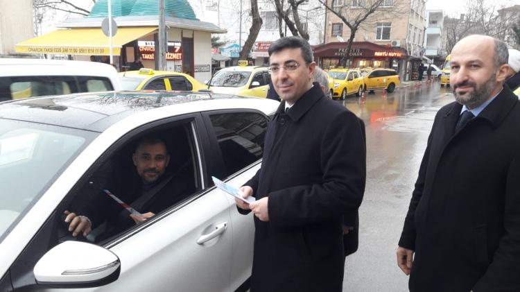 Uygulama Çınarcık'ta Da Hayata Geçti