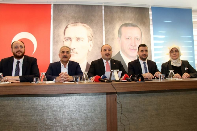 """CHP Yalova'ya 5 Yıl Kaybettirdi"""
