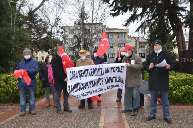 """Vatan Partisi, """"HDP Kapatılsın"""" Dedi"""