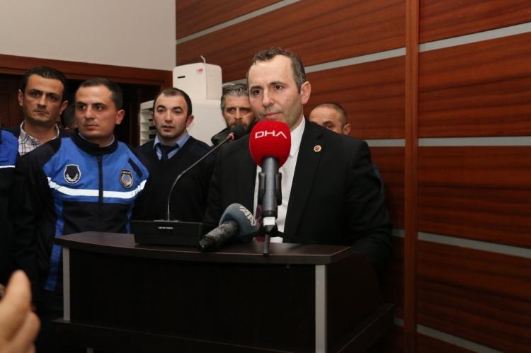 Belediye Başkanlığına Ak Partili Tutuk Seçildi