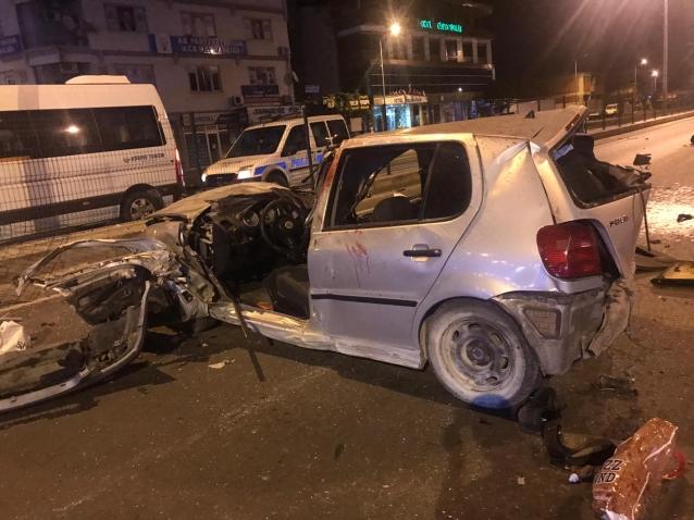 Altınova'da Feci Kaza: 1 Ölü