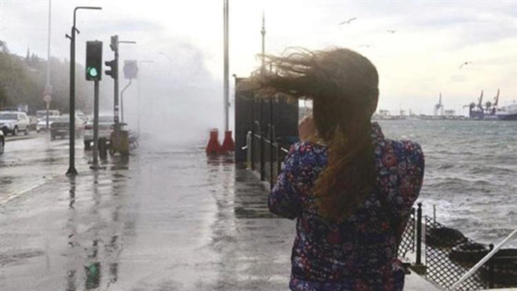 Yağmur Ve Lodos Uyarısı