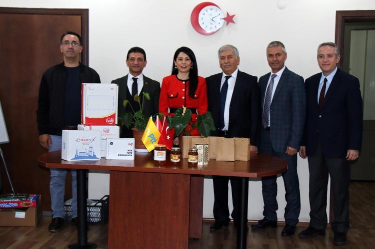 Yalova Balı PTT İle Güç Birliği Yaptı
