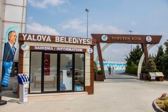 Yalova Belediyesi Danışma Ofisi Faaliyete Geçti