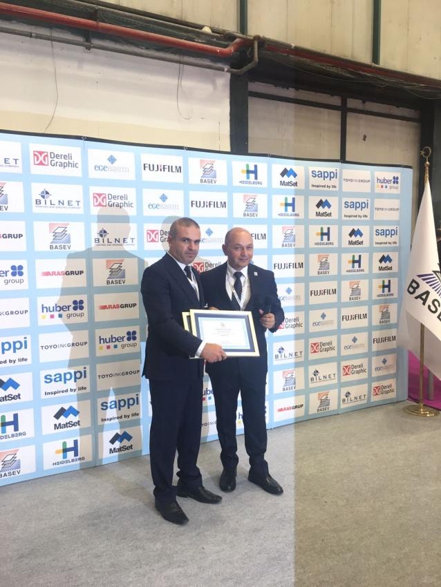 Yalova Belediyesi'ne 2 Ödül Birden