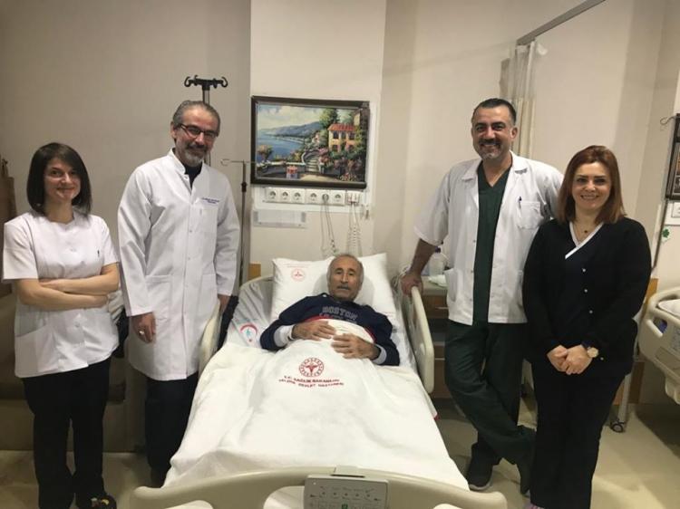 Yalova Devlet Hastanesi Bir İlke İmza Attı