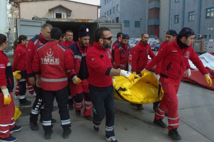 Yalova Devlet Hastanesinde Yangın Tatbikatı