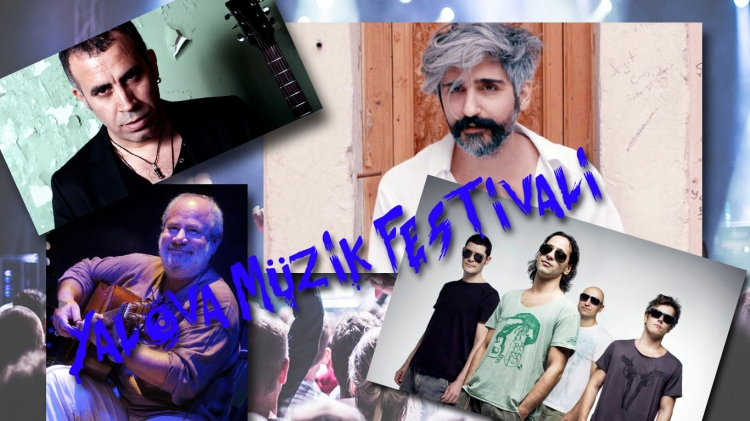 Yalova Müzik Festivali Ünlü İsimleri Ağırlayacak