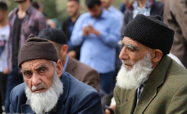 Yalova Nüfusunun %11,3'ü Yaşlılardan Oluşuyor