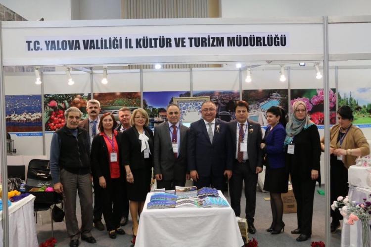 Yalova Travel Expo Fuarı'nda Tanıtılıyor