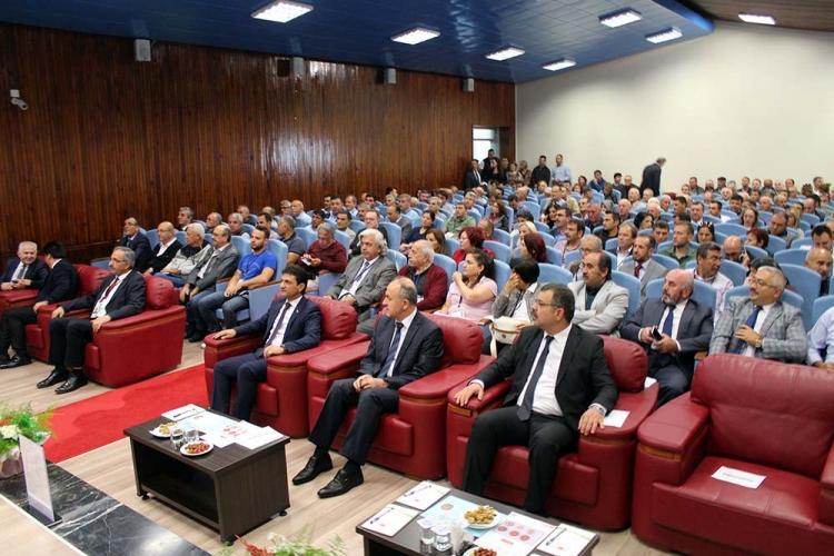 Yalova Ulusal Ceviz Toplantısı'na Ev Sahipliği Yaptı