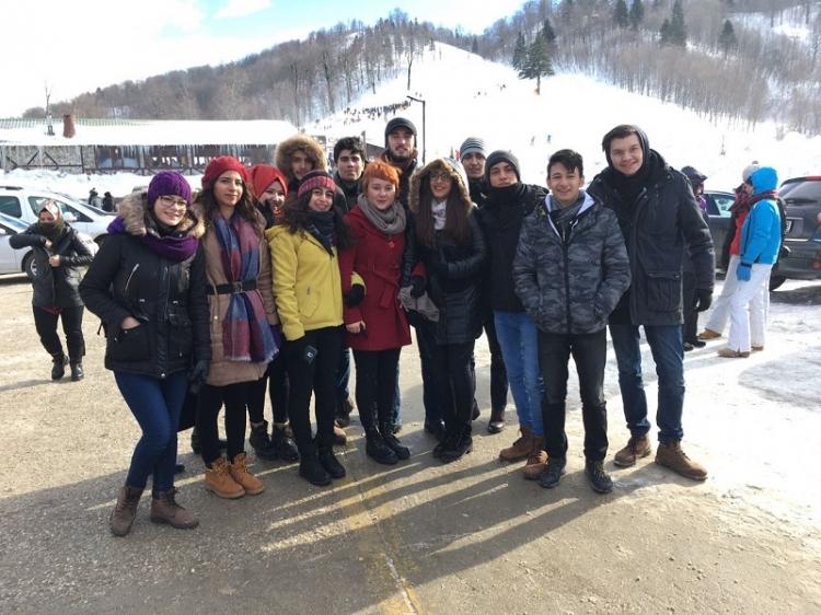 Yalova Üniversitesi Öğrencileri Kartepe'de