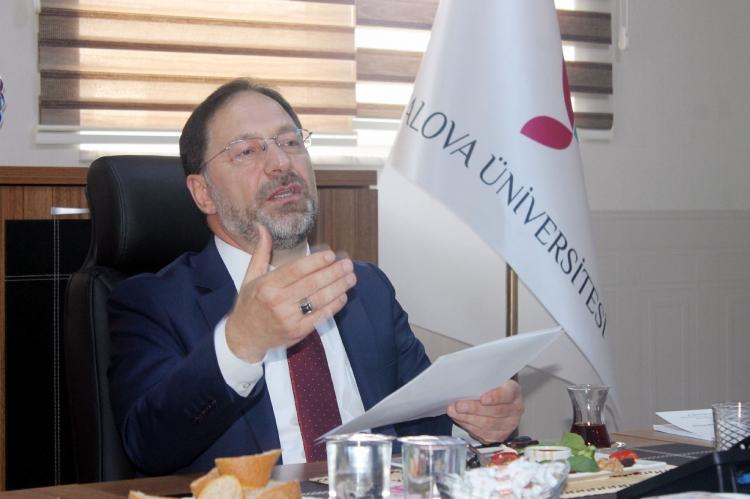 """Yalova Üniversitesi'ne, """"Kayseri Modeli"""""""