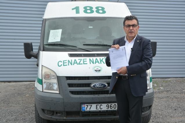 Yalova Ve Ardahan Belediyeleri Arasında Cenaze Aracı Krizi