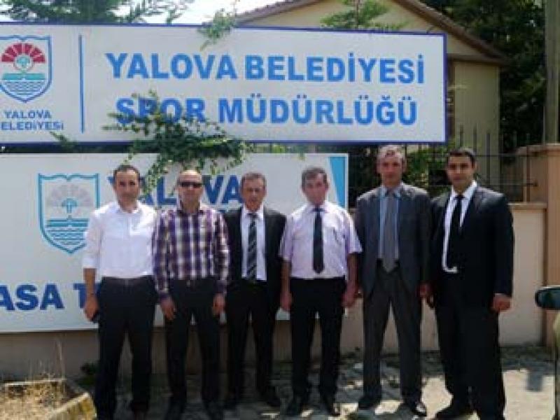 Yalova Belediyespor'da Görev Değişimi
