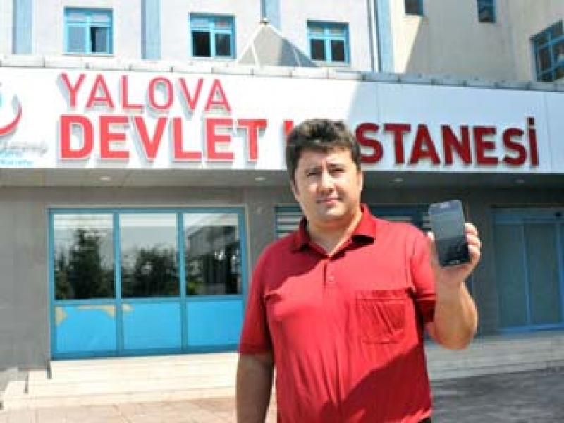 Yalova Devlet Hastanesi Türkiye'de Öncü Oldu