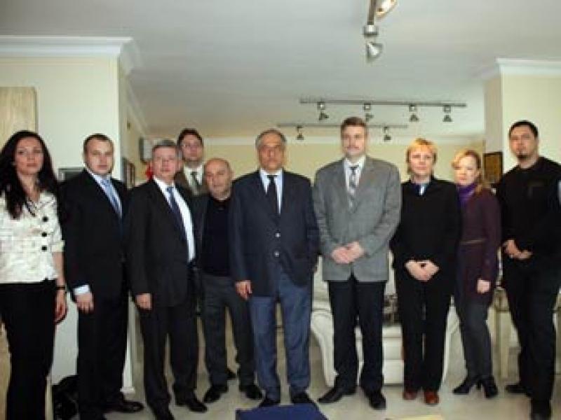 Yalova İle Astrakhan Arasında Ticari İşbirliği Görüşüldü