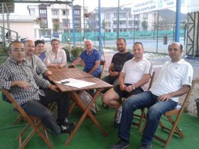 Yalova Tenis Ve Dağcılık Kulübü Hedef Büyüttü
