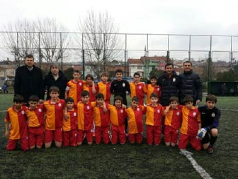 Yalova Thermal Cup'ta Şampiyon Galatasaray