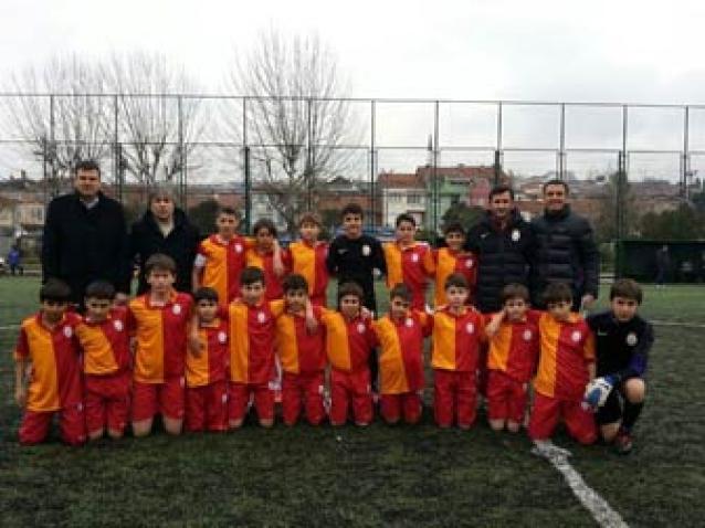 Yalova Thermal Cup'ta Şampiyon Galatasaray