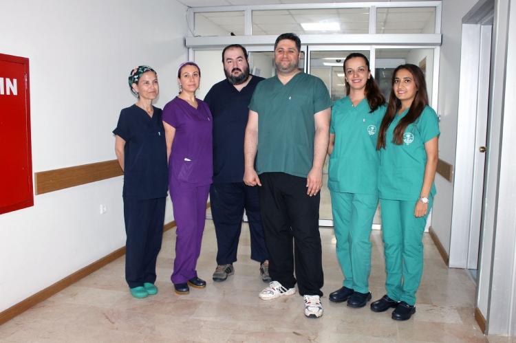 Yalova'da 2. Açık kalp ameliyatı