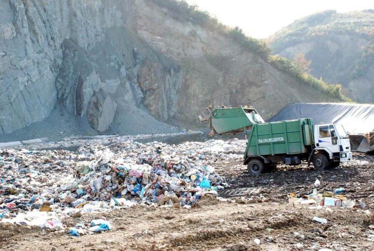 Yalova'da 2018 Yılında100 Bin 439 Ton Atık Toplandı