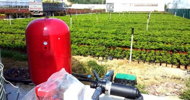 Yalova'da 6 Sulama Projesine 75 Bin TL Hibe Desteği