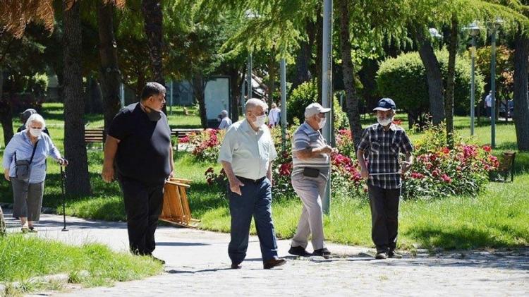 Yalova'da 65 Yaş Üzerine Sokağa Çıkma Kısıtlaması