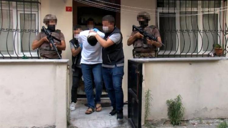 Yalova'da Çaldı İstanbul'da Yakalandı
