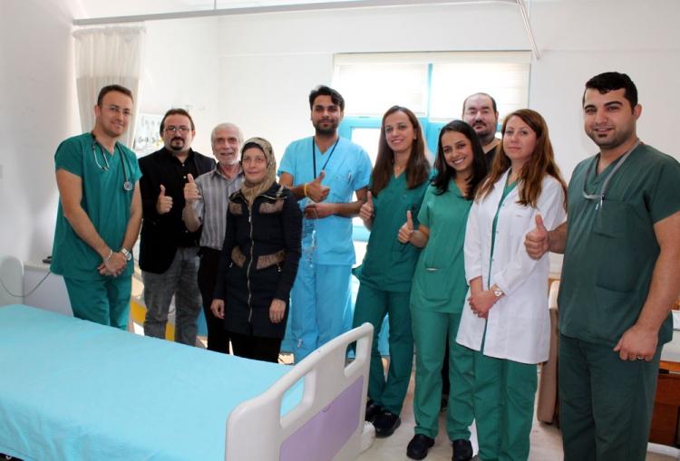 Yalova'da İlk Açık Kalp Ameliyatı