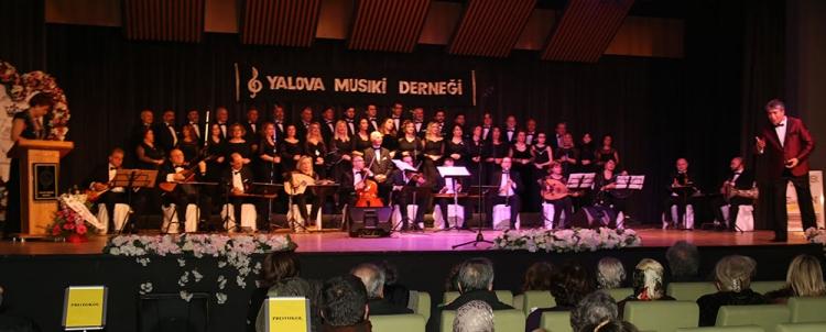 Yalova'da Musiki Şöleni