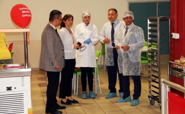 Yalova'da Okulların Kantin Ve Yemekhaneleri Denetlendi