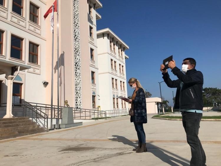 Yalova'da Olası Afetlere Karşı Risk Envanterini Hazırlanıyor