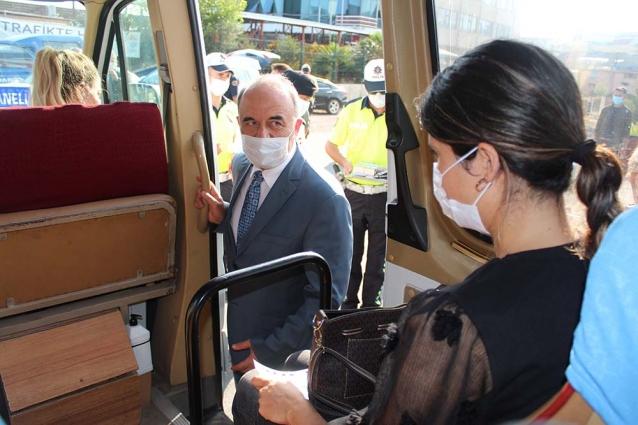 Yalova'da Pandemi Tedbirleri Denetimi