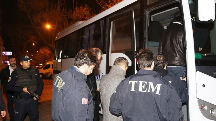 Yalova'da152 Kişi Açığa Alındı
