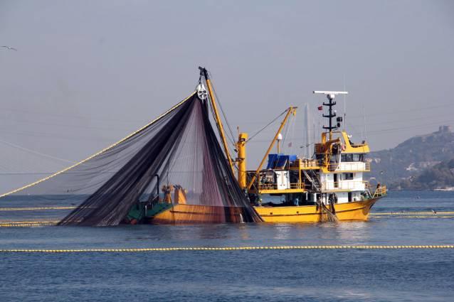 Yalovalı Balıkçılar Karadeniz'e Gidiyor