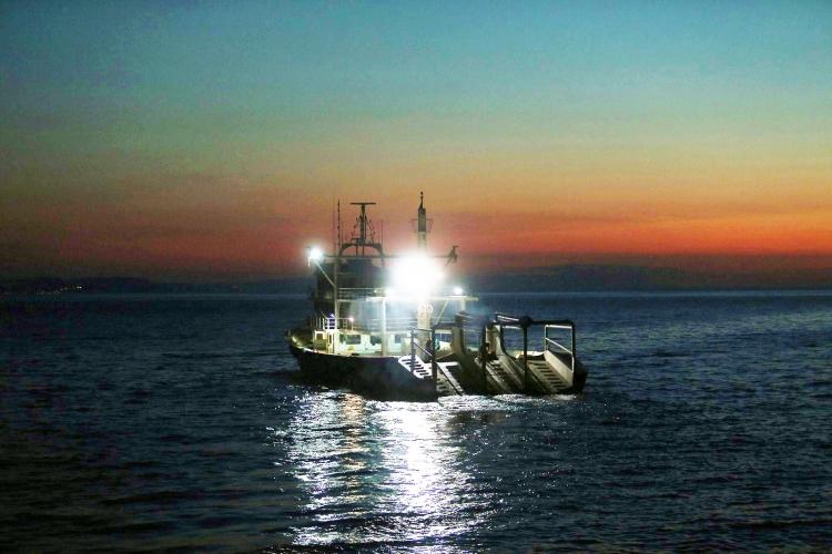 """Yalovalı Balıkçılar """"Vira Bismillah"""" Dedi"""