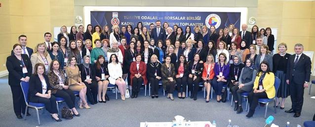 Yalovalı Kadın Girişimciler Ankara'daydı