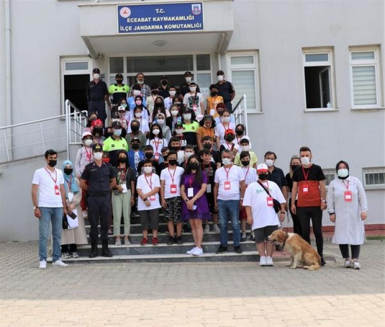 Yalovalı Öğrenciler Çanakkale'yi Gezdi