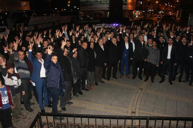 Yalovalı Ülkücüler Başbuğ Türkeş'i Andı
